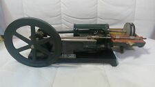 ANTIQUE LIVE STEAM ENGINE MODEL COMMUNIST ERA BAKELITE ART DECO LOFT MAN CAVE