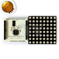 RGB Colors LED Matrix Driver Shield For Arduino LED applications controller