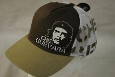 CHE GUEVARA EMBROIDERED LOGO FACE SIGNATURE TRUCKER BASEBALL CAP NEW OFFICIAL
