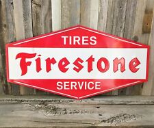 Firestone Sign In Reproduction Advertising Signs for sale | eBay