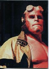 Hellboy The Movie To Hell And Back Chase Card P2