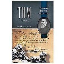 THM - A Memoir (2011, Hardcover)