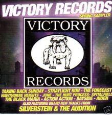 (223Y) Victory Records Spring sampler - DJ CD