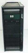 HP Z800 Workstation 2x Xeon X5675 3.06GHz 12C 48GB 1TB HDD Quadro 4000 No OS