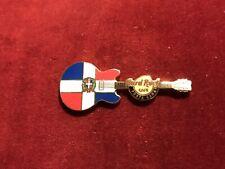 Hard Rock Cafe Punta Cana Pin (Classic Guitar Flag Pin)