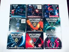 CD Konvolut 9 Future Trance CD Sammlung