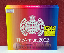 Annual, The: 2002 [MOS] 3CD Compilation (2001) Electronic, Downtempo [DEd]