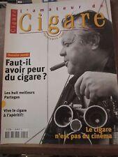 L'Amateur de Cigare N°19: mars 1999/ Faut-il avoir peur du cigare?