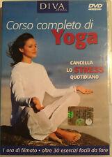 DVD Diva e Donna Corso Completo Di Yoga