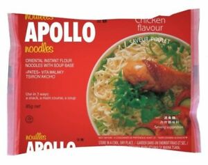 Instant Noodles Chinese Style Bowl Recipe  Chicken Flavour Apollo 24 Packets 85g