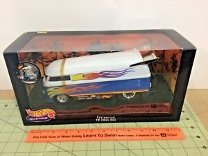 1:18 Hot Wheels Customized VW Drag Bus, FREE Shipping!