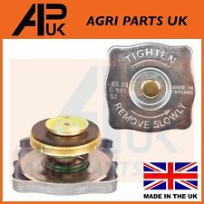 Ford 4000,4600,5000,5600,5610,6610,7610,7740,7810,7840,8240 Tractor Radiator cap