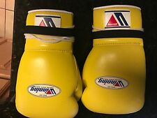 Winning, Grant, Reyes Boxing MMA Gloves String Conversion Extensions Over Wraps