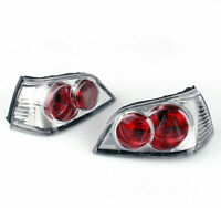 Trunk Tail Light Brake Turn Signals Lens For Honda Goldwing GL1800 2001-12 Clear