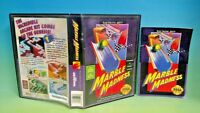 Marble Madness Sega Genesis - Instruction MANUAL/Box ONLY *NO GAME*