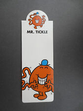 Magnetic BOOKMARK MR MEN Mr Tickle