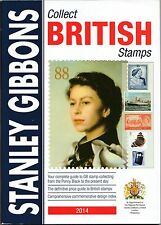 Collect British Stamps 2014 edition Brand New Remainder stock