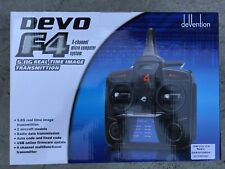 WALKERA Devo F4 Transmitter 2.4G 5.8G LCD Real-Time FPV Built-In Monitor - NEW!