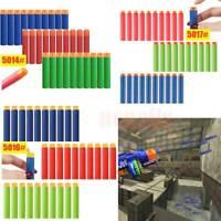 Lot 60~/500Pcs Refill Foam Darts for Nerf N-strike Elite Series Blasters Bullets