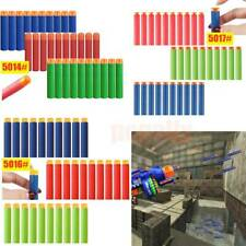 Lot 60~/500Pcs Refill Foam Darts for Nerf N-strike Elite Series Blasters Bullets