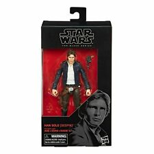 "Star Wars Black Series 6"" Han Solo Bespin The Empire Strikes Back Esb"