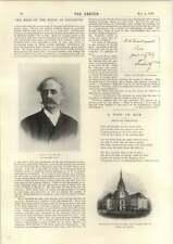1898 MS Margaret Symonds MISS LINA Duff Gordon Baron Tauchnitz