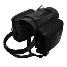 Large Dog Harness Waterproof Nylon Large Dog Vest with Sides 2 Pockets
