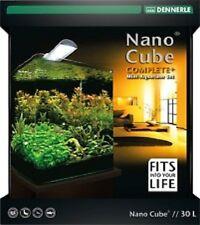 Dennerle NanoCube 30 Complete Plus Nano Cube compl.+  Mini-Aquarium Filter Licht