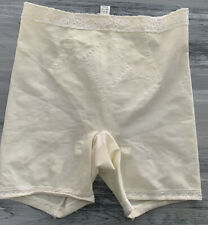 Vintage Olga Girdle Sheer Magic Wonder-Pants Style 427 Nylon Spandex Medium
