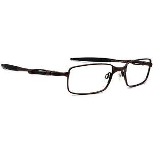 Oakley Eyeglasses OX5043-0251 Coilover Polished Brown Metal Frame 51[]18 140