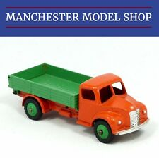 Dinky Toys 414 Dodge Tipper truck orange & green UNBOXED ORIGINAL