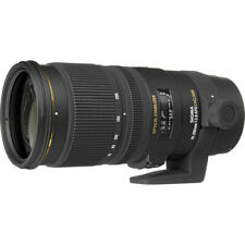 Sigma APO 70-200mm f/2.8 EX DG OS HSM Lens for Nikon F