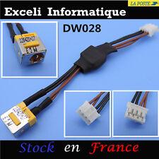 Connecteur dc jack cable wire dw028 pc portable Acer Aspire 7220 7520 7520G