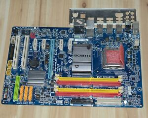 Gigabyte  GA-EP45-UD3L, LGA 775/Socket T, Intel DDR2 Motherboard Support