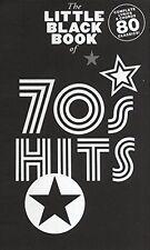 Partition pour voix - The Little Black Book of 70s