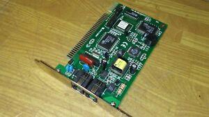 Cirrus Logic 336IFX(C)3420 33.6 ISA modem.