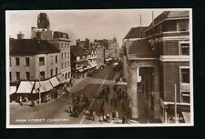 Warwicks Warwickshire COVENTRY High St Clove Shop c1930s? RP PPC by Valentine