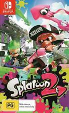 Splatoon 2 Nintendo Switch Game Australian Version