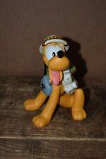 Disney Pluto Safari Ceramic Figurine