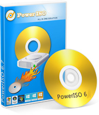 Power ISO 2019, CD/DVD/Blu-Ray Ripper Burn | Create Bootable USB/DVD | Download