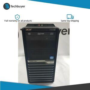 ACER VERITON M4620G MINI TOWER, I5-3330, 4GB RAM, 500GBB HDD, GRADE B - NO OS