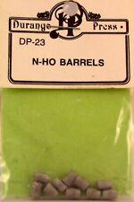 Durango Press Ho/Hon3 Small Wooden Barrels Pkg/10 (23)