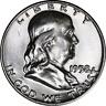 1958-D Franklin Half Dollar Choice BU - STOCK