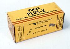 KODAK 116 PLUS-X, EXPIRED NOV 1951/170600