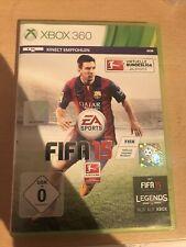 Xbox360 FIFA15 Spiel Game fürKonsole forConsole Fußball
