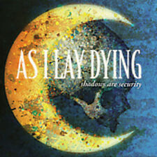 As I Lay Dying - Shadows Are Security [New CD]