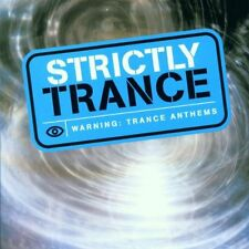 "STRICTLY TRANCE - 1 X CD FULL 12"" UNMIXED TRACKS IBIZA TRANCE PROG HOUSE CDJ DJ"