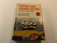 1964 FANTASY & SCIENCE FICTION The Saturday Evening Post Reader HARDBACK with DJ
