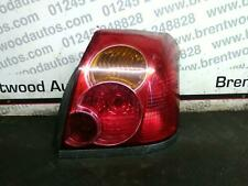 Toyota Avensis 2004 OSR Driver Side Rear Taillight