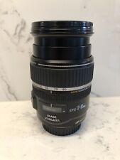 Canon EF-S 17-85mm f/4-5.6 IS USM DSLR Zoom Lens